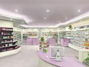 Dott.Benigni - Arredo farmacia moderna