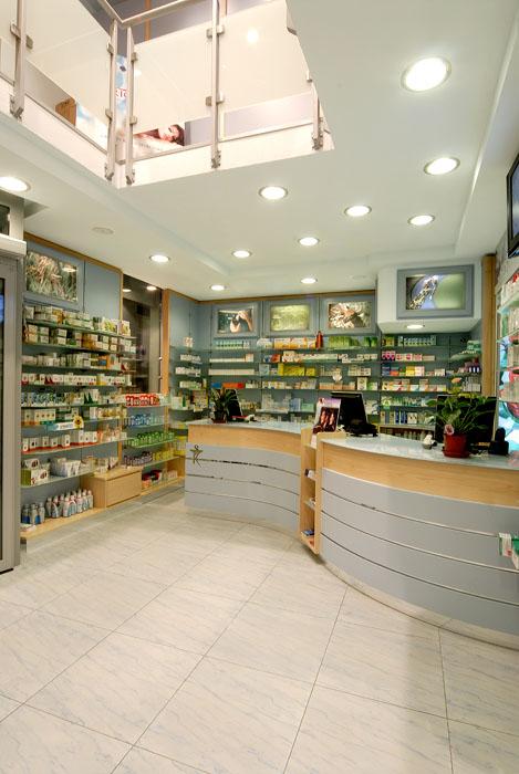 Galleria immagini afk arredamenti per farmacie e for Arredamenti farmacie