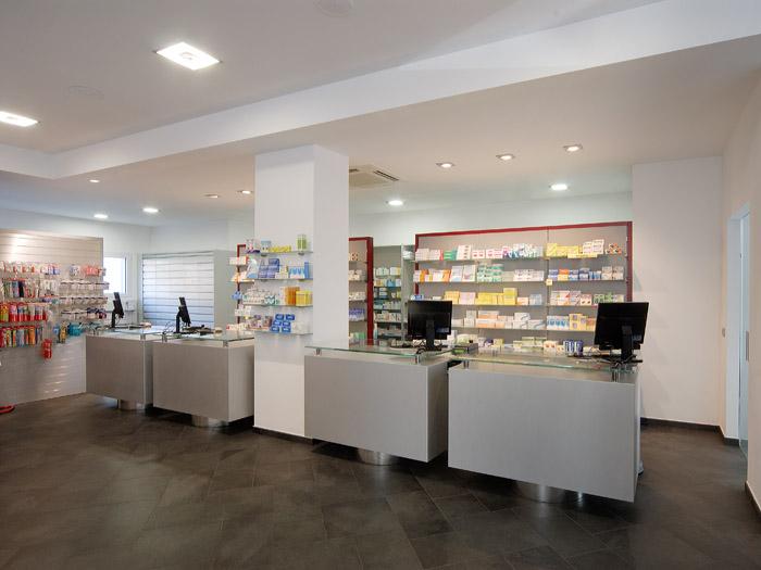 Galleria immagini afk arredamenti per farmacie e for Bottigelli arredi farmacia