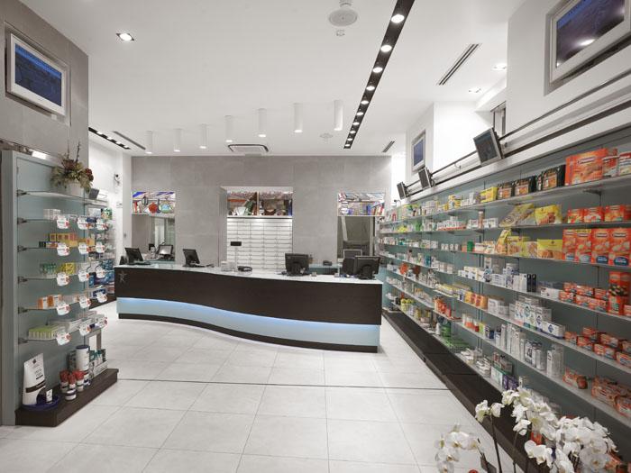 Dott lenzi afk arredamenti per farmacie e parafarmacie for Lenzi arredamenti