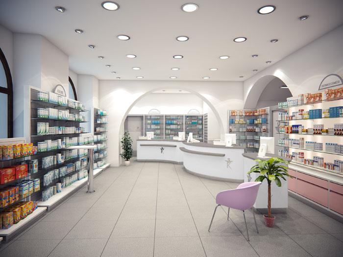 Dott marzini adriano afk arredamenti per farmacie e for Arredamenti farmacie