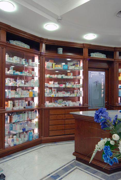 Tancredi afk arredamenti per farmacie e for Arredamenti per parafarmacie